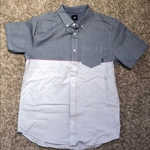 Vans Casual Button Up Shirt